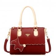 Liebes Pony Tierschultertaschen Handtaschen