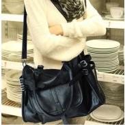 Jahrgang Multifunktionsgürtel Handtasche Schultertasche