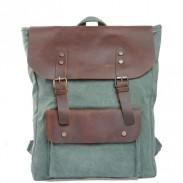Weinlese-Art-Freizeit-Leder Reisetasche