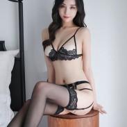 Sexy durchschauen Offener Pokal BH Ouvert Höschen Sets Damen Dessous Mit Strumpfgürtel Spitze Intime Dessous