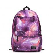 Frische Fantasie Galaxie Nebelfleck Schultasche Rucksack