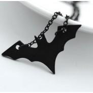 Dunkel Ritter Offiziersbursche lange Halskette