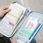 Nützliche Reine Reisen Unterarmtasche