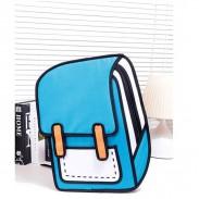 Einzigartige zweite Element komisch Segeltuch Rucksack