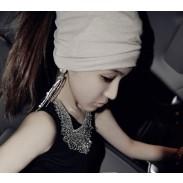 Einzigartig Schraube Kreuz Wolle Haar Band Gestrickt Stirnband Schal