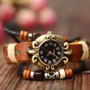 Retro Nationale Stil Armband Uhr