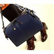 Neue Weinlese-britische Art-Bow Handtasche Schultertasche
