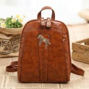 Süße Pony Mini Bonbonfarbenen Rucksack Umhängetasche