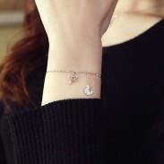 Einzigartiges Design Sterne Mond Mode Legierung Mode Frauen Armband