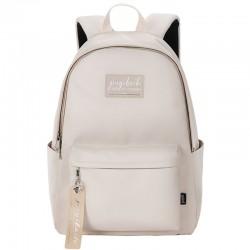 Frischer einfacher Rucksack für Mädchen wasserdichte Computertasche Haltbarer leichter Schulrucksack Schülerrucksack
