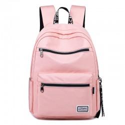 Frische Doppelreißverschlüsse wasserdicht Laptoptasche in Übergröße Schülerrucksack Oxford Junior Schultasche Rucksack