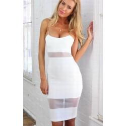 Besondere Perspektive Versuchung Nachtklub-Kleid