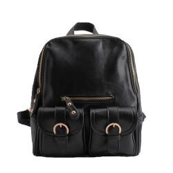 Retro British Style Rucksack Schultasche