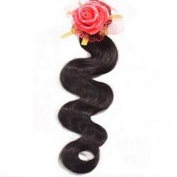 100% unverarbeitete brasilianische jungfrau menschliches haar