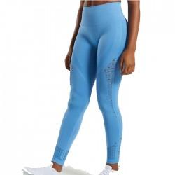 Mode Hohl Hohe Taille Eng anliegendes Hüftheben Nahtlose Yogahosen Damengamaschen