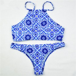 Strand-Badeanzug Push-Up Bikini-Badebekleidung für Frauen-Badeanzug