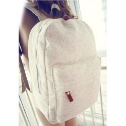 Mode Süße Blumenspitze-Rucksack
