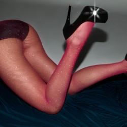 Sexy Netzsocken Diamant Leggings Strümpfe Strumpfhosen Bohren weibliche Dessous