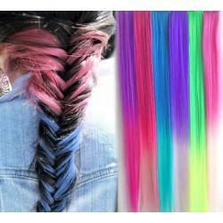 Mode-Gradienten Clip Haareinschlagfaden-Erweiterungen