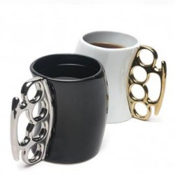 Kreative Becher Persönlichkeit Geschenk Boxing Ceramic Cup
