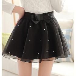 Sommer-süße Art-hohe Taillen-Prinzessin-Kleid