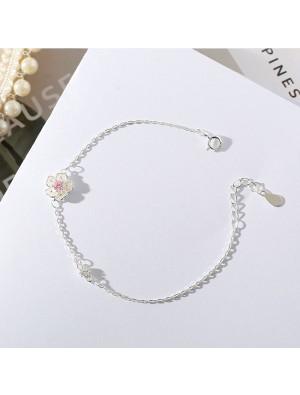 Frische Freundinnen Geschenk Accessoires Frauen Armband Blumen Persönlichkeit Kirsche Armband