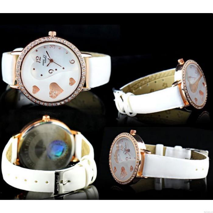 Schatz-Muster Kristall Quicksand-Uhr