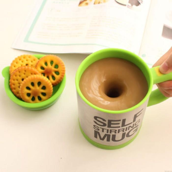 Kreative Edelstahldeckel-elektrische Kaffeetasse-Schale