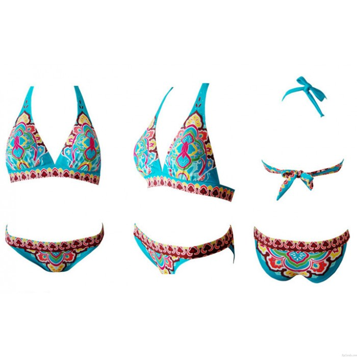 Sex India National Style Bikini & Badeanzug