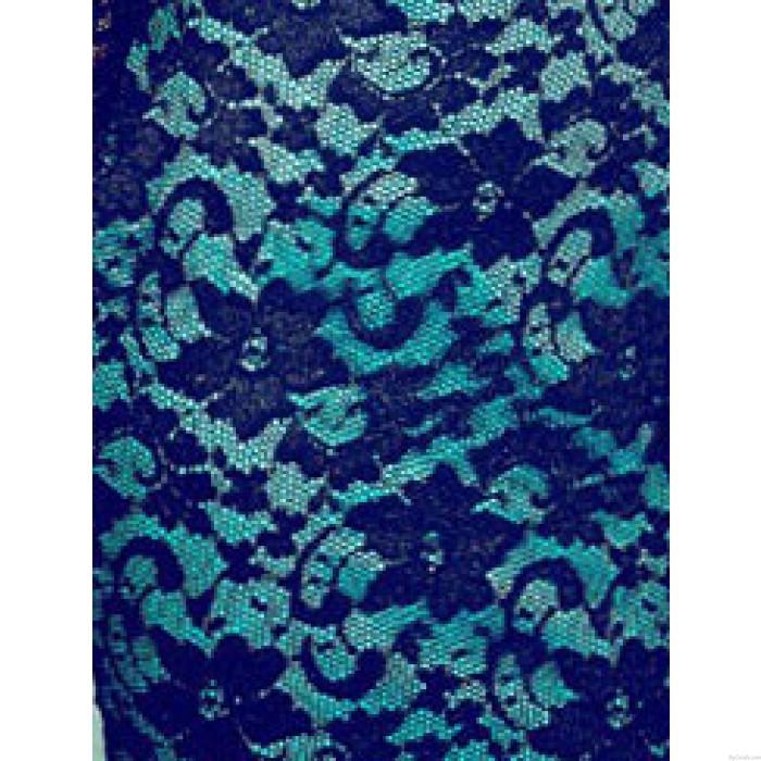 Reizvoller Boots-Ansatz-Spitze trägerlosen Kleid