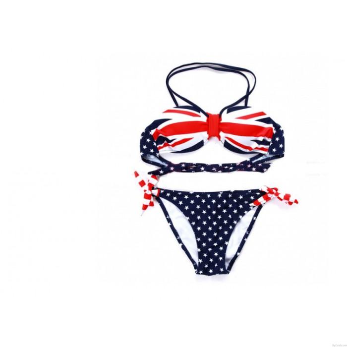 Hot Sexy Britische Flagge Bikinis & Badeanzug