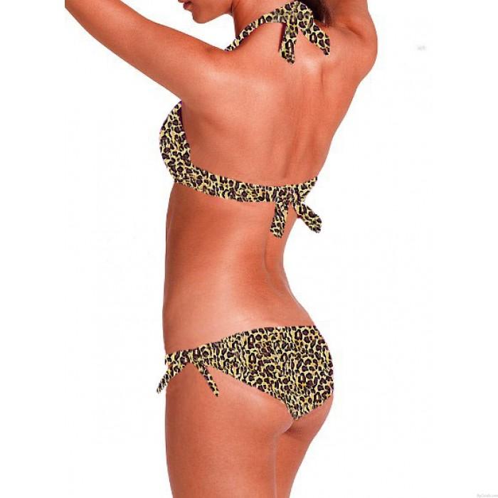 Neuer sexy Allure Leopard Bikini