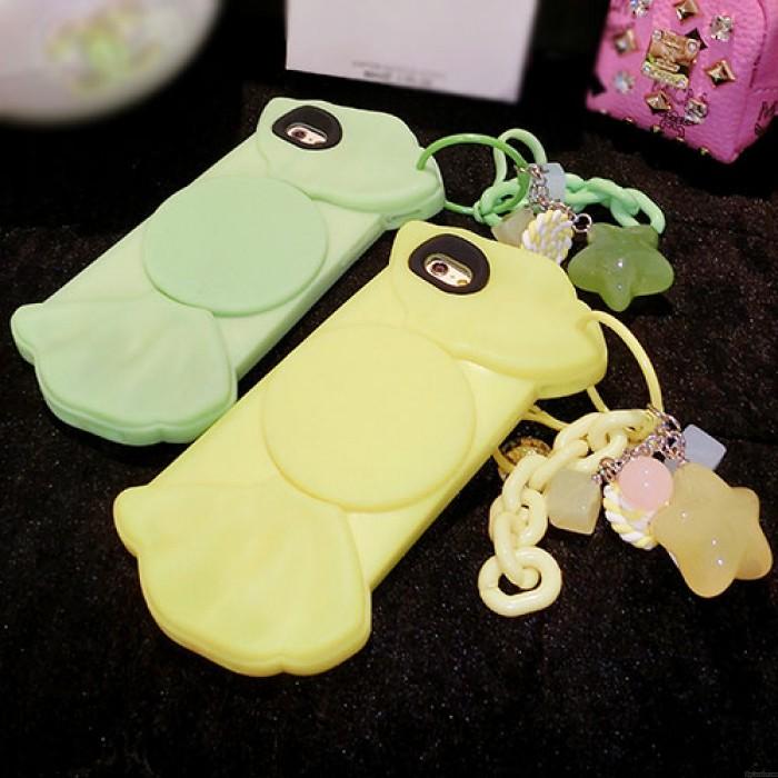Weich Silikon Bunt Süß Süßigkeit IPhone 6 / 6p Cases