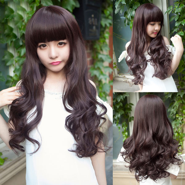 Super Soft Long Loose Wavy Hair Wigs