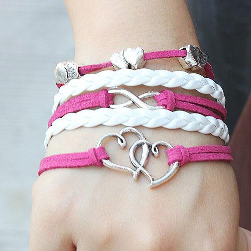Soulmate Infinity Bracelet