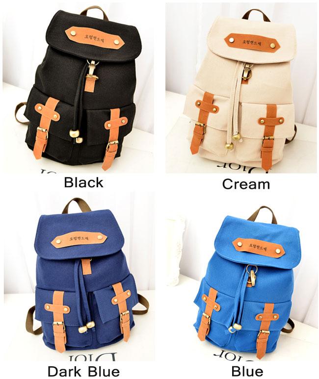 Retro College Style Cute Backpacks | Fashion Backpacks | Fashion ...