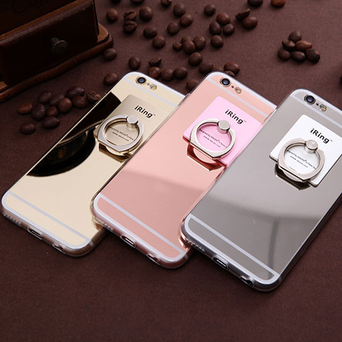 Elegant High-tech Feeling Colorful Mirror Surface Iphone 5/5s/6/6s/6 plus/6s plus Iphone Case