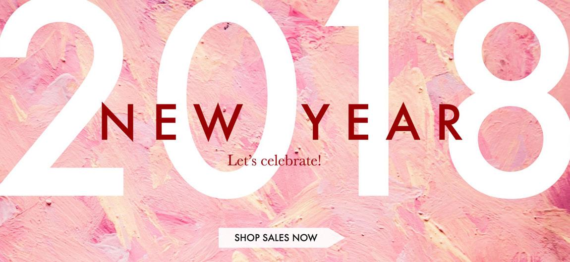 new year big sale