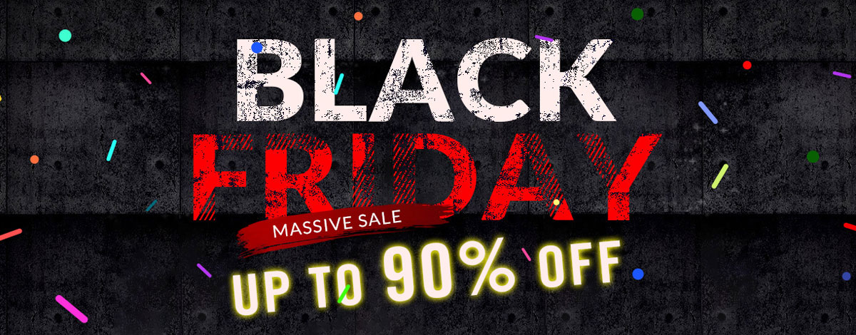 black friday big sale at bygoods.com